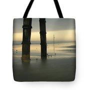 Cloudy Dawn 2  3-15-15 Tote Bag