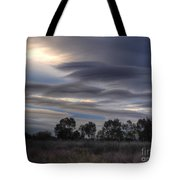 Cloudy Day 4 Tote Bag