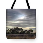 Cloudy Day 5 Tote Bag
