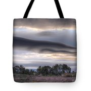 Cloudy Day 6 Tote Bag