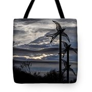 Cloudy Day 8 Tote Bag