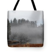 Cloudy Embrace Tote Bag