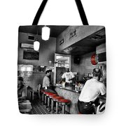 Clover Grill - New Orleans Tote Bag