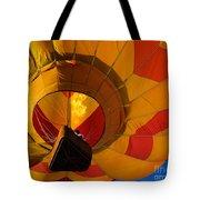 Clovis Hot Air Balloon Fest 3 Tote Bag