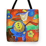 Clown 530-11-13 Marucii Tote Bag