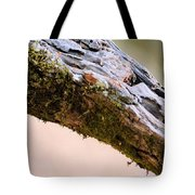 Club Of Moss Abstract Tote Bag