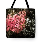 Clump Of Flowers Tote Bag