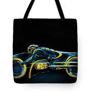 Clu's Lightcycle Tote Bag by Kayleigh Semeniuk