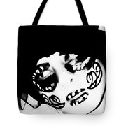 Cluttered Tote Bag