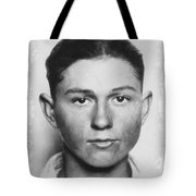 Clyde Champion Barrow  1909 - 1934 Tote Bag