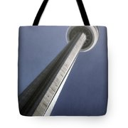 Cn Tower Tote Bag by Joana Kruse