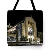 Co-cathedral Of The Sacred Heart Tote Bag