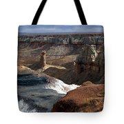 Coal Mine Mesa 09 Tote Bag