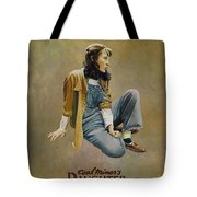Coal Miner's Daughter  Tote Bag