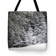 Coal Miner's Trail Tote Bag