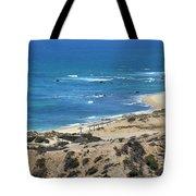 Coast Baja California Tote Bag