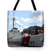 Coast Guard 37  Tote Bag