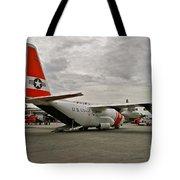 Coast Guard Alaska Tote Bag