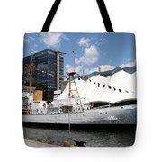 Coast Guard 37 - Baltimore Harbor Tote Bag