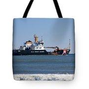 Coast Guard Cutter Tote Bag