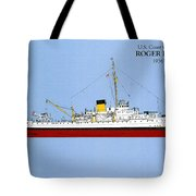 Coast Guard Cutter Taney Tote Bag
