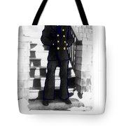 Coast Guard Sailor 1942 Tote Bag