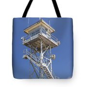 Coast Guard Tower Tote Bag