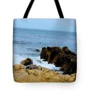 Coast Of California # 19 Tote Bag