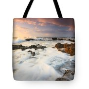 coast of Crete 'II Tote Bag