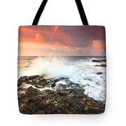 coast of Crete 'III Tote Bag