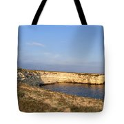 Coastal Area On Crimea Ukraine. Tote Bag
