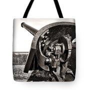 Coastal Artillery Tote Bag