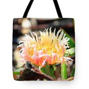 Coastal Bloom Tote Bag