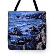 Coastal Cliffs Tote Bag
