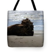 Coastal Driftwood Tote Bag