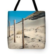 Coastal Dunes In Holland 2 Tote Bag