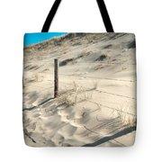 Coastal Dunes In Holland 3 Tote Bag
