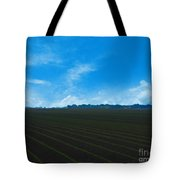 Coastal Farm Country Texas Tote Bag