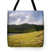 Coastal Hills Tote Bag