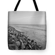 Coastal Lines Tote Bag