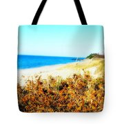 Coastal Lookout Tote Bag