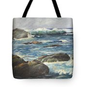 Coastal Maine Tote Bag