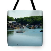 Coastal Maine Bay Tote Bag