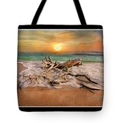 Coastal Morning  Tote Bag