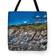 Coastal Nova Scotia Tote Bag