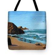 Coastal Oregon II Tote Bag