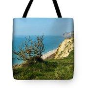 Coastal Path - West Bay To Eype  Tote Bag