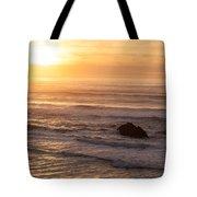 Coastal Rhythm Tote Bag