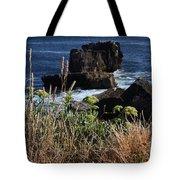 Coastal View From Cascais  Tote Bag