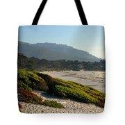 Coastal View - Ice Plant II Tote Bag